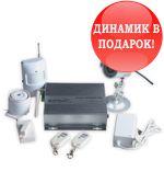 Охранная MMS сигнализация с радио-датчиками Sapsan GSM MMS